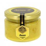 """Натуральный крем-мёд с лимоном """"Медовые скалы"""" (Дагестан) арт.9347"""