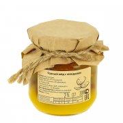 Натуральный мёд горный с миндалем арт.9867