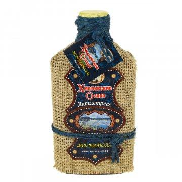"""Натуральный мёд-бальзам """"Хмелевские озера"""""""