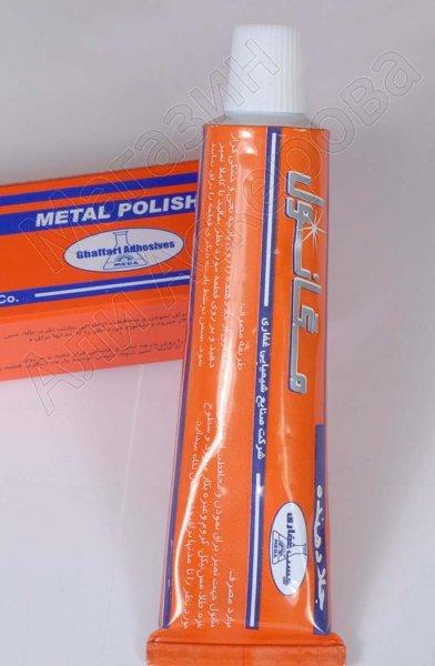 """Блескообразующее средство для чистки драгоценных металлов """"Меганол"""""""