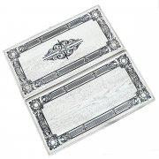 Нарды резные (массив ясеня) арт.11935