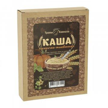 Натуральная каша Пшенично-тыквенная