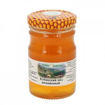 Натуральный мёд акациевый
