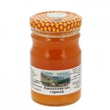 Натуральный горный мёд (кавказский)