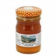 Натуральный мёд цветочный с пыльцой