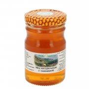 Натуральный мёд цветочный с эхинацеей