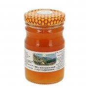 Натуральный мёд цветочный с пустырником