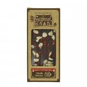 """Натуральный шоколад горький """"Сибирский клад"""" (вишня и кедровый жмых)"""