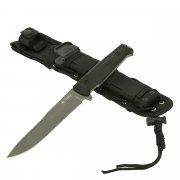 Тактический нож Alpha Kizlyar Supreme (сталь AUS-8 TW, рукоять кратон) арт.9621