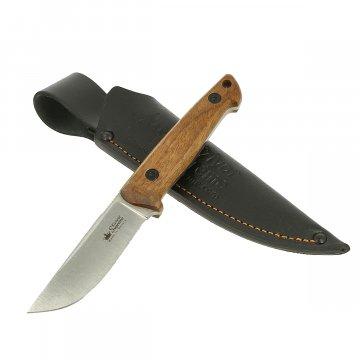 Нож Nikki Kizlyar Supreme (сталь AUS-8 SW, рукоять дерево)