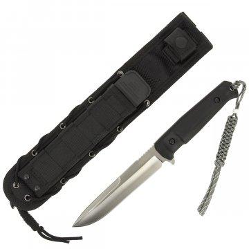 Тактический нож Alpha Kizlyar Supreme (сталь D2 SW, рукоять кратон)