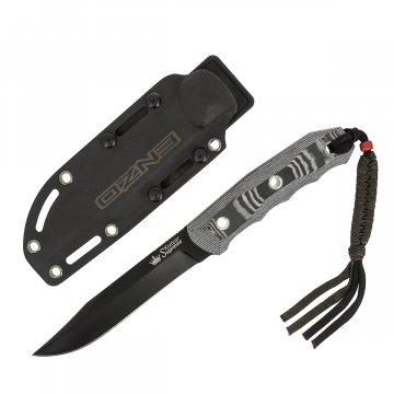 Нож Enzo Kizlyar Supreme (сталь D2 BT, рукоять G10)
