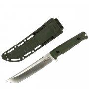 """Охотничий нож """"Senpai"""" (сталь - AUS-8, рукоять - кратон)"""