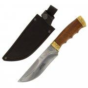 Разделочный нож Кавказ (сталь Х12МФ, рукоять дерево)
