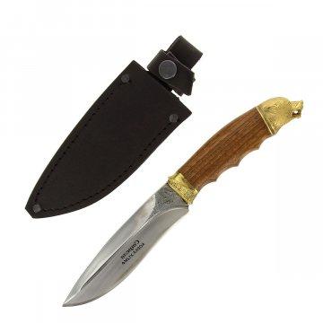 Разделочный нож Стрела (сталь Х12МФ, рукоять дерево)