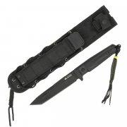 """Тактический нож """"Aggressor"""" (сталь - AUS-8 Black Titanium, рукоять - кратон) арт.5718"""