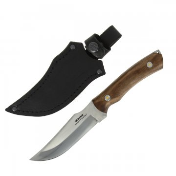 Разделочный нож Чирок (сталь Х50CrMoV15, рукоять орех)