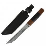 Разделочный нож Самурай (сталь Х12МФ, рукоять дерево) арт.6049