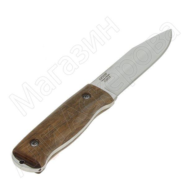 Кизлярский нож разделочный Т-1 (сталь 110Х18, рукоять орех)