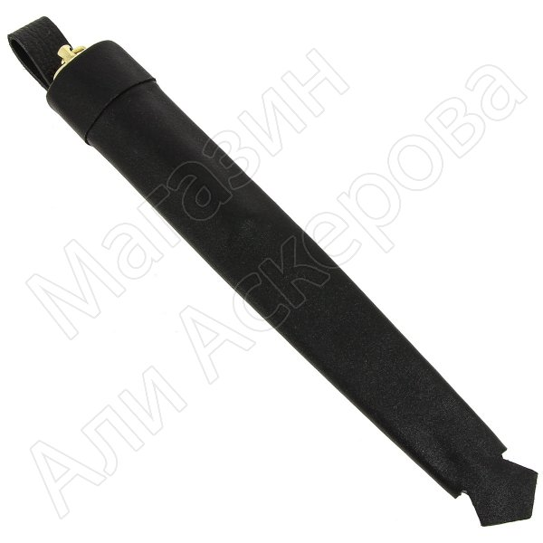 Нож Абхазский Кизляр (сталь 65Х13, рукоять черный граб)