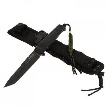 """Тактический нож """"Aggressor"""" (сталь - AUS-8 BT SW, рукоять - кратон)"""