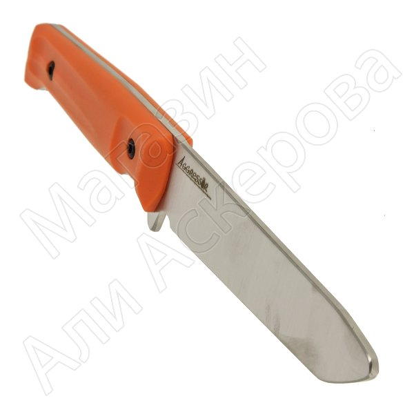 """Тренировочный нож """"Aggressor"""" (сталь - 40Cr13, рукоять - кратон)"""