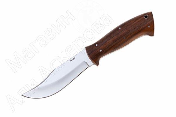 Нож Анчар Кизляр (сталь AUS-8, рукоять орех)