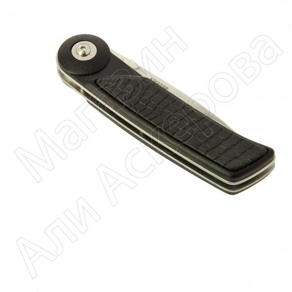 Кизлярский нож складной Байкер-1 (сталь AUS-8, рукоять пластик АБС)