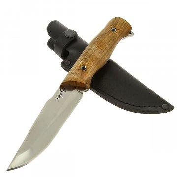 Нож Барс (сталь AUS-8, рукоять дерево)
