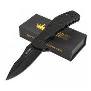 "Складной нож ""Bloke Z"" (сталь - D2 BT, рукоять - G10)"