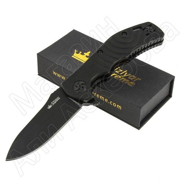 Складной нож Bloke X (сталь D2 BT, рукоять G10)