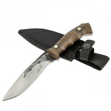 Разделочный нож Борз (сталь Х12МФ, рукоять дерево)
