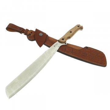 Нож BushMate Kizlyar Supreme (сталь 420HC SW, рукоять дерево)