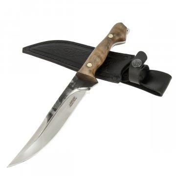 Разделочный нож Бык (сталь Х12МФ, рукоять дерево)