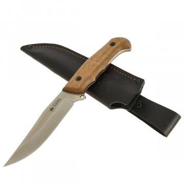Нож Caspian Kizlyar Supreme (сталь AUS-8 SW, рукоять дерево)