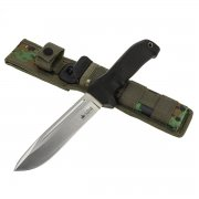 """Тактический нож """"Dominus"""" (сталь - AUS-8 Satin, рукоять - кратон) арт.6714"""