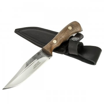 Разделочный нож Ф-1 (сталь Х12МФ, рукоять дерево)