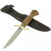 Нож Финка НКВД (сталь 95Х18, рукоять дерево) арт.10510