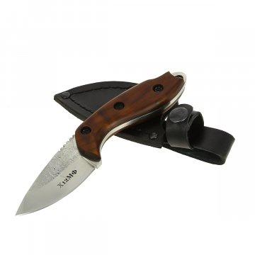 Разделочный нож М-2 (сталь Х12МФ, рукоять орех)