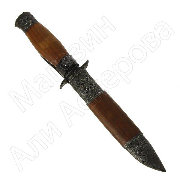 Нож Разведчик Кизляр (сталь Х12МФ, рукоять дерево)