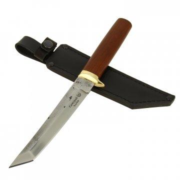 Нож Самурай (сталь Х12МФ, рукоять дерево)