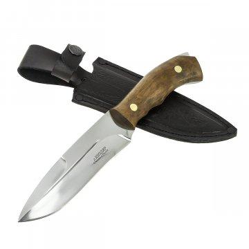 Разделочный нож Тайга (сталь 65Х13, рукоять дерево)