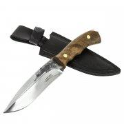 Разделочный нож Тайга (сталь Х12МФ, рукоять дерево)