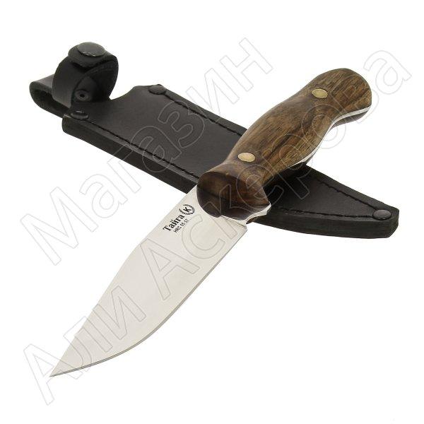 Кизлярский нож разделочный Тайга (сталь Х50CrMoV15, рукоять орех)