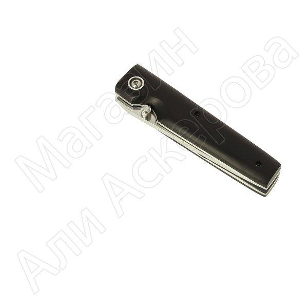 Складной нож Танто (сталь D2, рукоять граб)