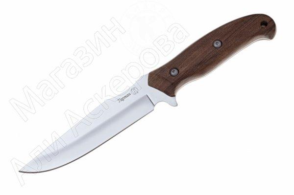 Кизлярский нож разделочный Тарпан (сталь AUS-8, рукоять орех)