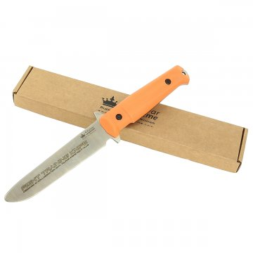 """Тренировочный нож """"Trident"""" (сталь - 40Cr13, рукоять - кратон)"""