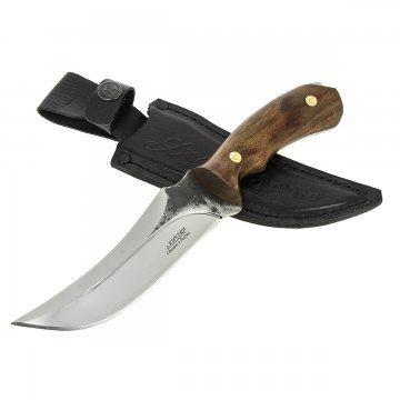 Разделочный нож Ястреб (сталь Х12МФ, рукоять дерево)