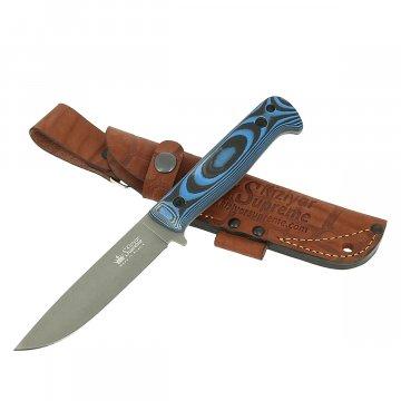 Нож Yeti Kizlyar Supreme (сталь PGK TW, рукоять G10)
