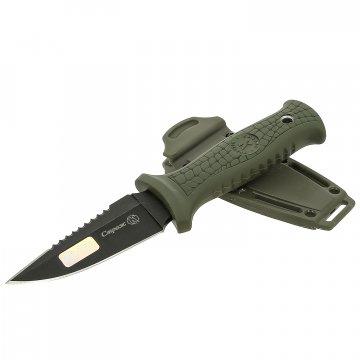 Нож Страж Кизляр (сталь AUS-8, рукоять эластрон)